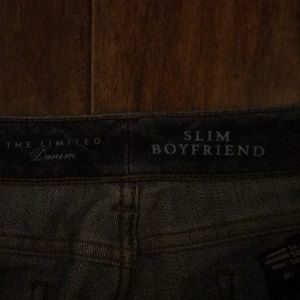 The Limited Jeans - The Limited Slim Boyfriend Jeans - 18